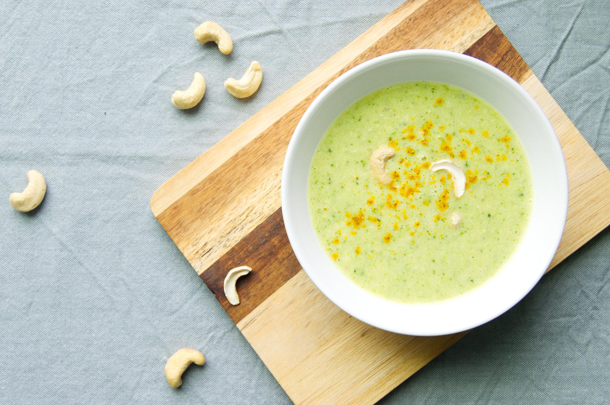 rezept ayurvedische zucchinisuppe uloop magazin