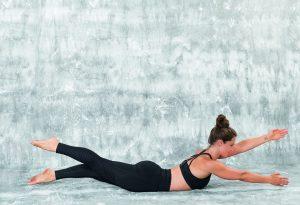 Schlank mit Yoga