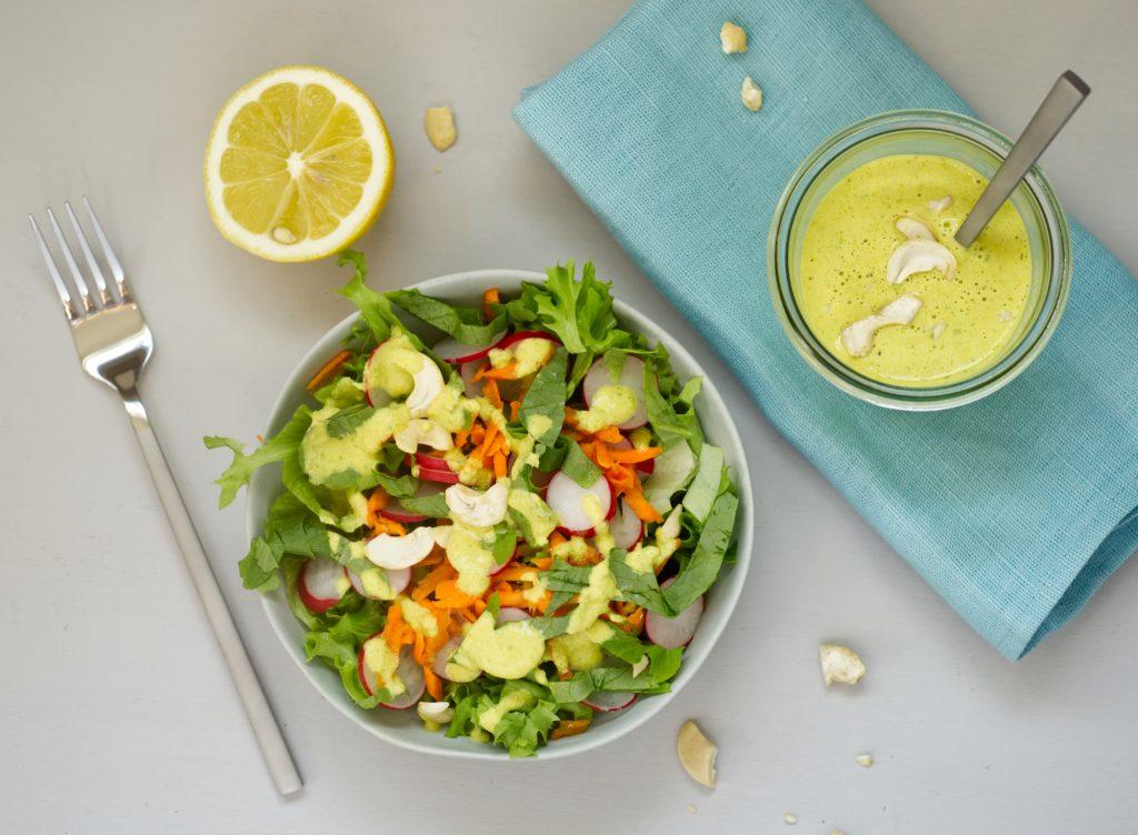 veganes Cashewdressing