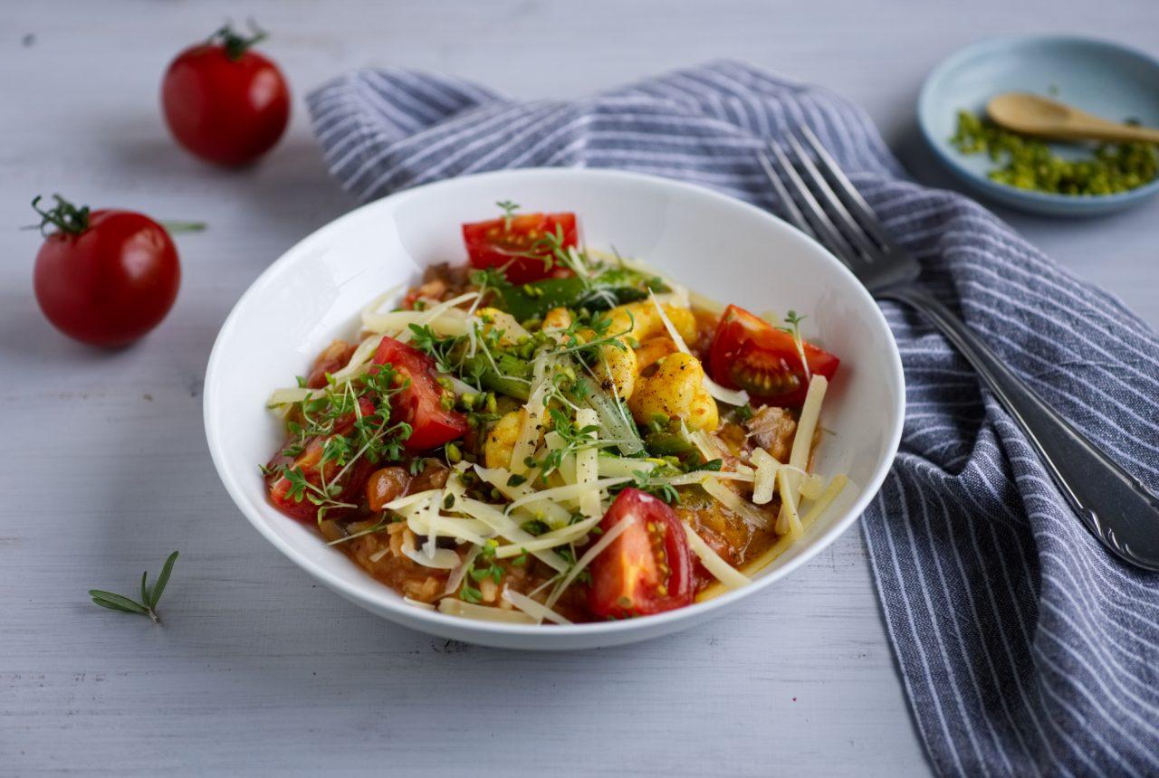 Tomaten, gesund, saisonal, Reis